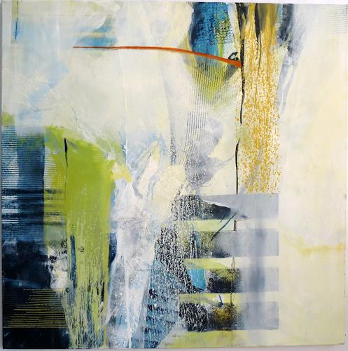 Martina Hartusch, C 1, Abstraktes, Gegenwartskunst