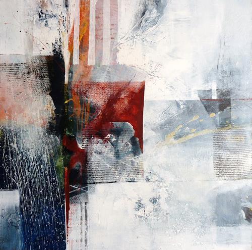 Martina Hartusch, C 2, Abstraktes, Gegenwartskunst, Expressionismus