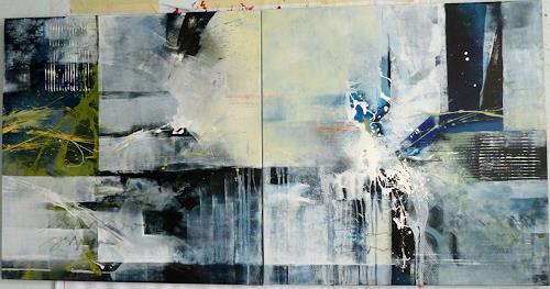 Martina Hartusch, C 4, Abstraktes, Gegenwartskunst