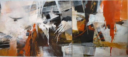Martina Hartusch, C 8, Abstraktes, Abstrakte Kunst