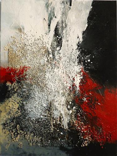 Martina Hartusch, SC 9, Abstraktes, Gegenwartskunst