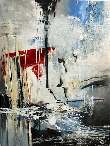 Martina Hartusch, SC30, Abstraktes, Gegenwartskunst