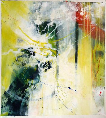 Martina Hartusch, C 11, Abstraktes, Gegenwartskunst
