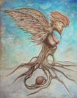 Juergen-Bley-Menschen-Frau-Mythologie-Moderne-Avantgarde-Surrealismus
