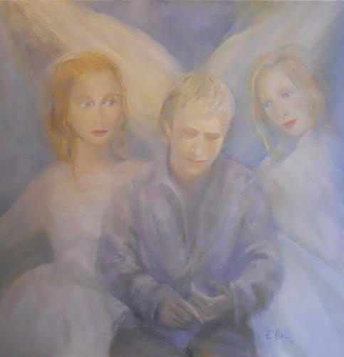 Elisabeth Ksoll, Randevous mit dem Engel, Fantasie, Poesie