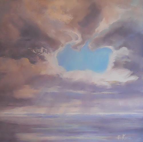 Elisabeth Ksoll, Ein Stück Himmel, Fantasie, Romantik