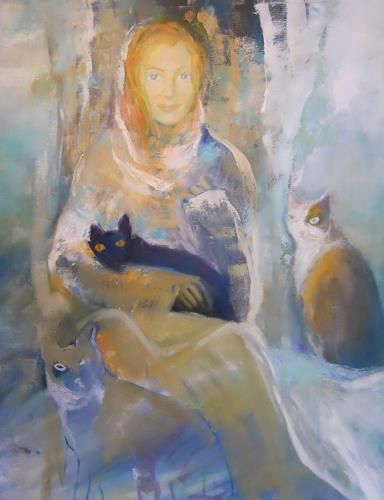 Elisabeth Ksoll, Patricia, Romantik, Gefühle