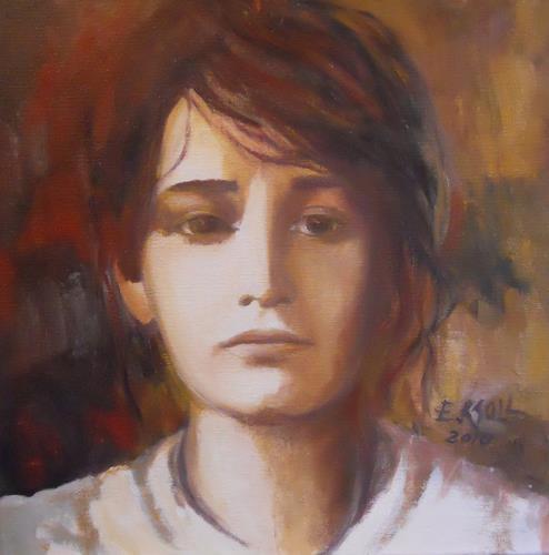 Elisabeth Ksoll, Hommage a´ Camille Cloudel, Geschichte, Gefühle