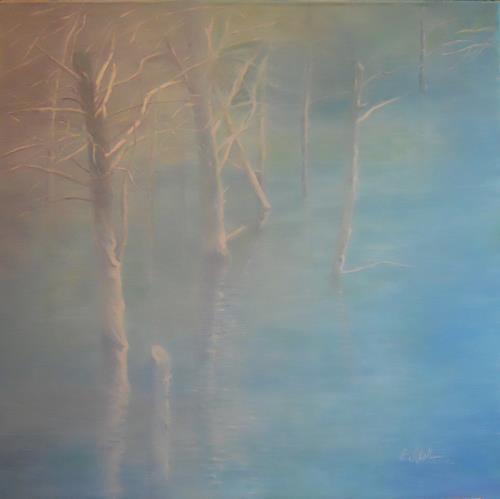 Elisabeth Ksoll, Wassermagie, Diverse Landschaften, Poesie, Abstrakte Kunst