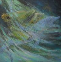 Elisabeth-Ksoll-Natur-Wasser-Fantasie-Moderne-expressiver-Realismus