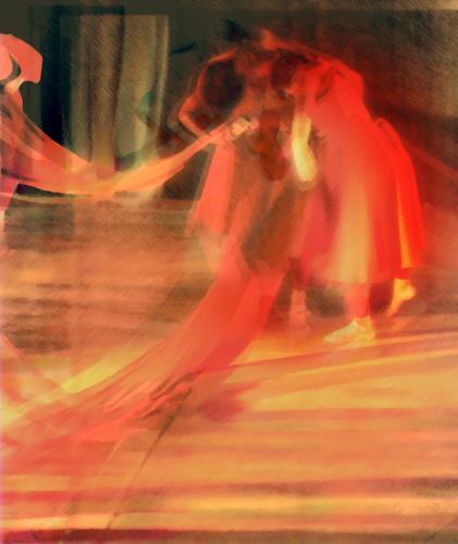 Anne-Marie Grenacher, Einheit, Bewegung, Gegenwartskunst, Expressionismus