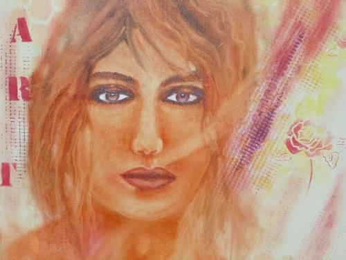 Angelika Frank, Gesicht, Menschen: Gesichter