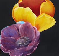 A. Frank, Blumen