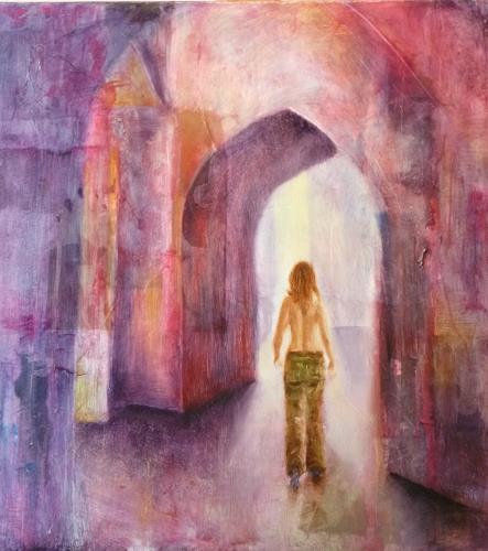 Angelika Frank, Licht, Fantasie, Menschen