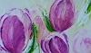 Angelika Frank, Tulpen rosa