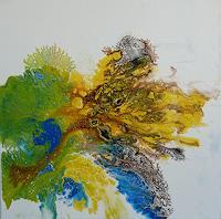 Angelika Frank, Farbenspiel