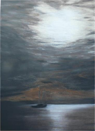 ReMara, Ruhe, Landschaft: See/Meer, Gegenwartskunst