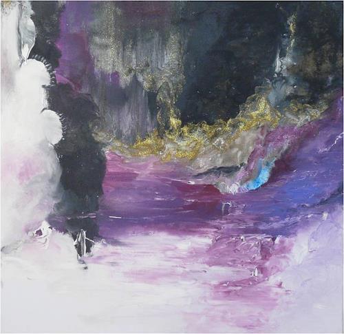 ReMara, Das kleine Blau, Abstraktes, Diverses, Gegenwartskunst, Expressionismus
