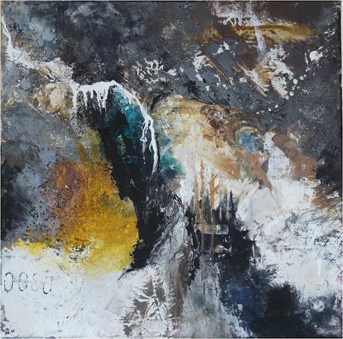 ReMara, Urkraft, Fantasie, Dekoratives, Gegenwartskunst, Abstrakter Expressionismus