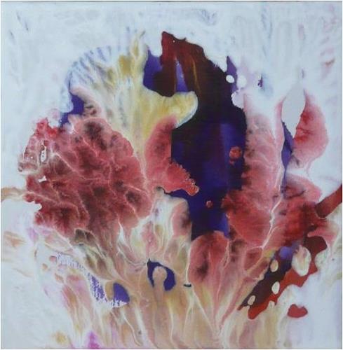 ReMara, Paarweise (4b) - sich ergänzen, Gefühle, Fantasie, Gegenwartskunst, Expressionismus