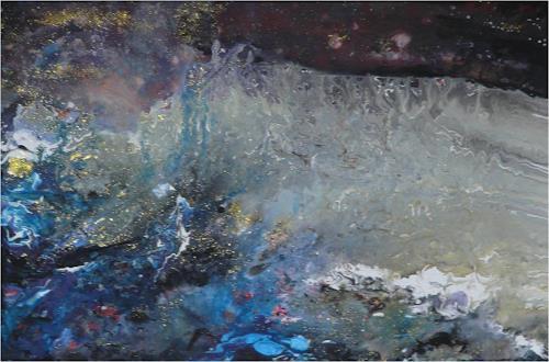 ReMara, Alles wandelt sich, Bewegung, Poesie, Gegenwartskunst, Abstrakter Expressionismus