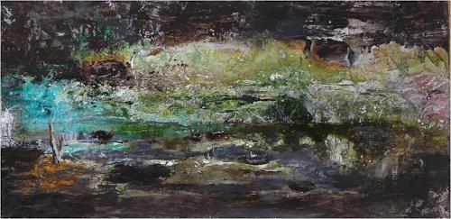 ReMara, The River, Landschaft, Gefühle, Gegenwartskunst