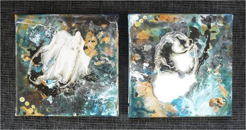 ReMara, Tiefgang (3 und 4), Abstraktes, Gegenwartskunst