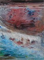 ReMara-Abstraktes-Landschaft-See-Meer-Gegenwartskunst-Gegenwartskunst
