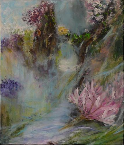 ReMara, Frühlingsgefühle, Fantasie, Zeiten: Frühling, Gegenwartskunst, Expressionismus
