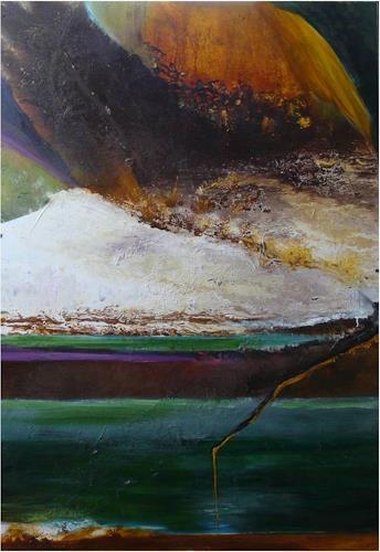 ReMara, Sei deiner Tiefe treu, Abstraktes, Poesie, Gegenwartskunst, Expressionismus