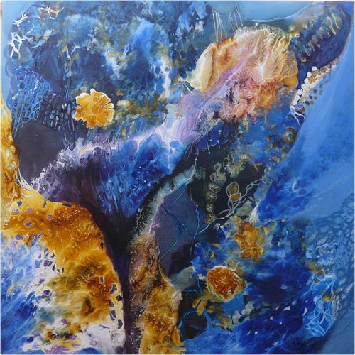 ReMara, Strömungen, Abstraktes, Bewegung, Gegenwartskunst, Abstrakter Expressionismus
