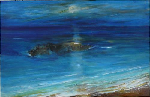 ReMara, Meine Erinnerungen an Korfu, Fantasie, Natur: Wasser, Gegenwartskunst