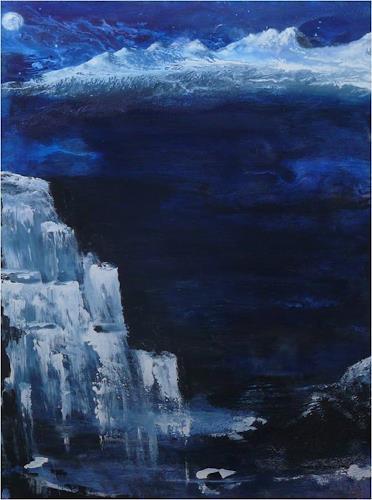 ReMara, Wenn es nur einmal so ganz stille wäre, Abstraktes, Diverse Landschaften, Gegenwartskunst, Expressionismus