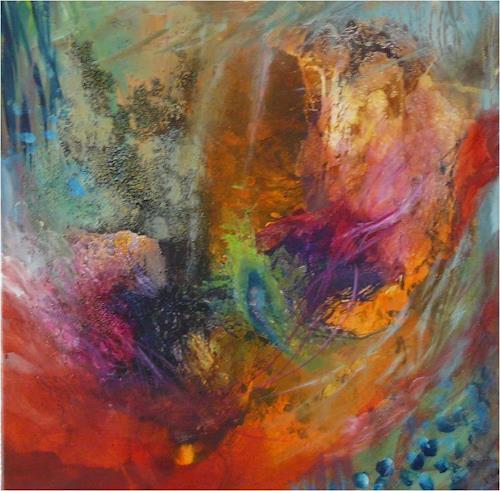 ReMara, Fülle, Abstraktes, Natur: Diverse, Gegenwartskunst, Expressionismus