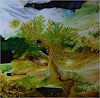ReMara, Baumgrün, Pflanzen: Bäume, Diverse Landschaften, Gegenwartskunst