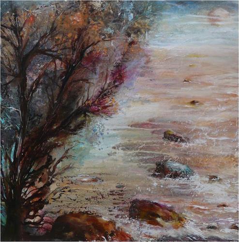 ReMara, Kleine Herbstreise, Natur: Diverse, Zeiten: Herbst, Gegenwartskunst, Expressionismus