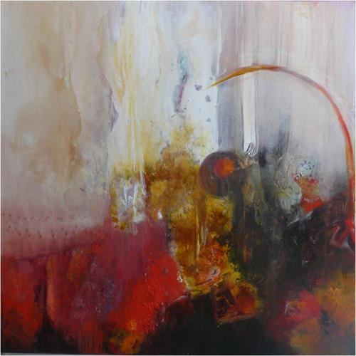 ReMara, Thema mit 4 Variationen, Abstraktes, Diverses, Gegenwartskunst, Abstrakter Expressionismus