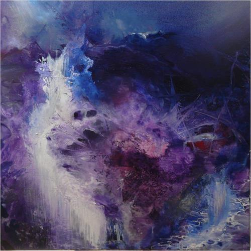 ReMara, Ursprung, Natur: Wasser, Fantasie, Gegenwartskunst, Abstrakter Expressionismus