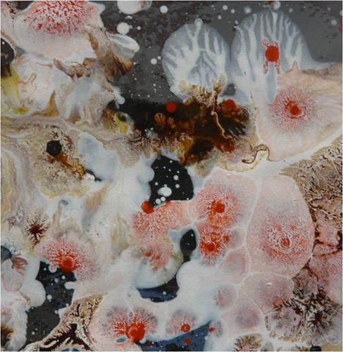 ReMara, Dezember-Mini, Abstraktes, Fantasie, Gegenwartskunst, Expressionismus