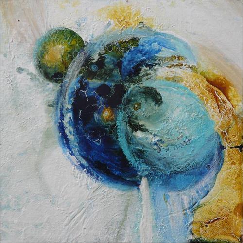 ReMara, Die ganze Welt umarmen, Abstraktes, Poesie, Gegenwartskunst
