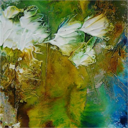 ReMara, The green life, Natur, Abstraktes, Gegenwartskunst