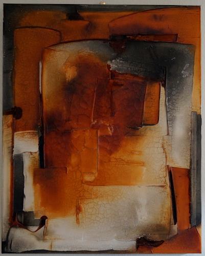 Christel Bormann, o.T., Abstraktes, Abstrakte Kunst, Expressionismus