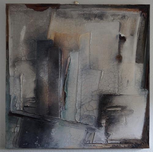 Christel Bormann, aufwärts, Abstraktes, Abstrakte Kunst