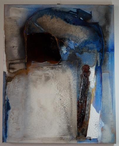 Christel Bormann, das Tor ist offen, Abstraktes, Abstrakte Kunst