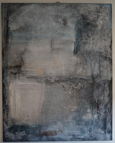 Christel Bormann, O/T, Abstraktes, Abstrakte Kunst
