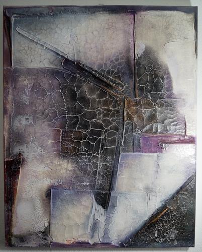 Christel Bormann, pink, Abstraktes, Abstrakte Kunst
