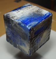 C. Bormann, keine Collage..aber blau