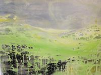 Sonia-Radtke-Abstraktes-Landschaft-See-Meer
