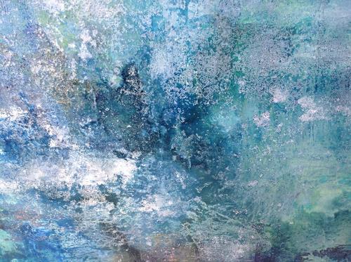 Sonia Radtke, o.t, Abstraktes, Abstrakte Kunst, Abstrakter Expressionismus