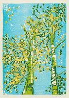Matthias-Haerting-Pflanzen-Baeume-Landschaft-Herbst-Moderne-Moderne
